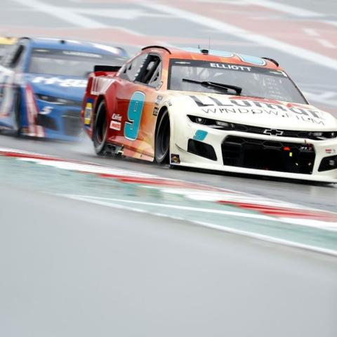 Chase Elliott earned his first NASCAR Cup Series victory of the season Sunday at the rain-shortened EchoPark Automotive Texas Grand Prix at Circuit of The Americas. It was his sixth career road course victory and his fifth road course win in the last six road course races.