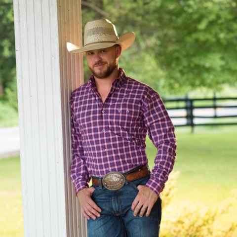 """COJO Music & Warner Music Nashville platinum recording artist Cody Johnson, who climbed the charts with the hit """"On My Way to You,"""" will perform the National Anthem"""