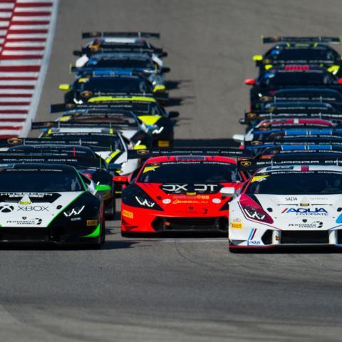 IMSA Lamborghinis Added
