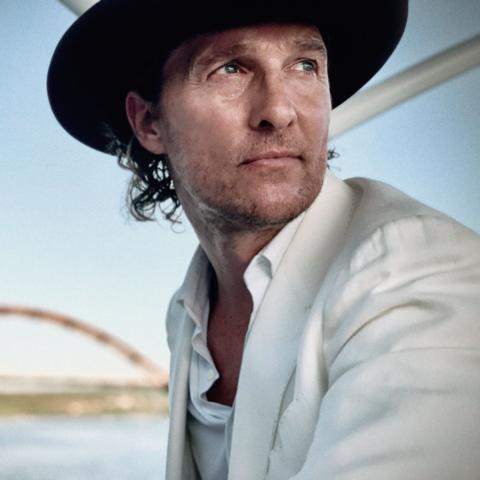 Texas native Matthew McConaughey, an award-winning actor, bestselling author, co-owner of Austin FC and a professor and Minister of Culture at the University of Texas, has been named the Grand Marshal for the NASCAR Cup Series EchoPark Automotive Texas Grand Prix at Circuit of The Americas.