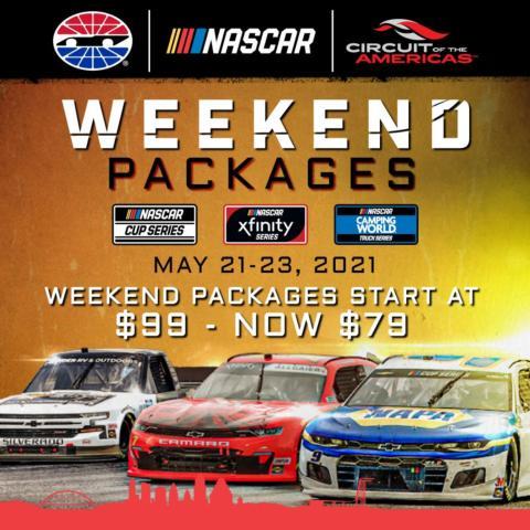 NASCAR at COTA 2021