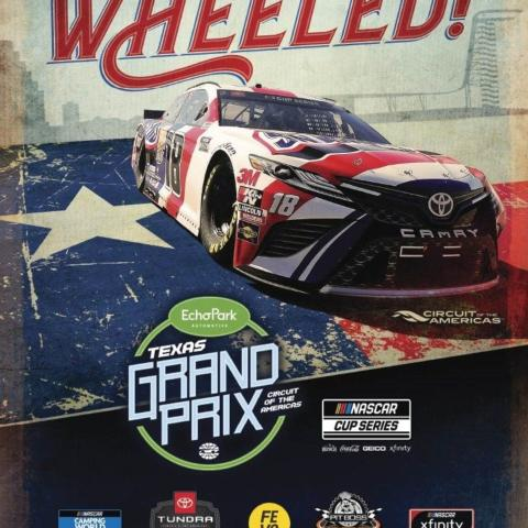A limited number of printed commemorative souvenir programs will be available for purchase during the EchoPark Automotive Texas Grand Prix race weekend at Circuit of The Americas.