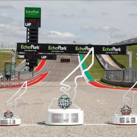 Trophies on Circuit 2021